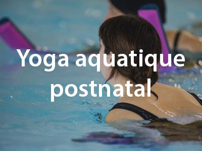 Yoga aquatique postnatal